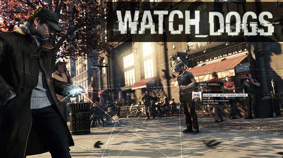 Demonstração de Watch Dogs