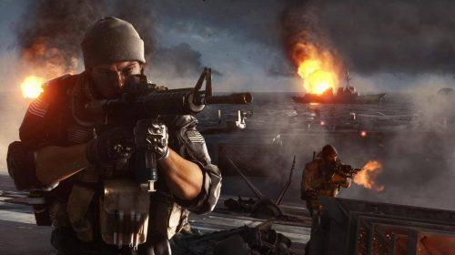 Battlefield 4 será dublado com ator de Tropa de Elite