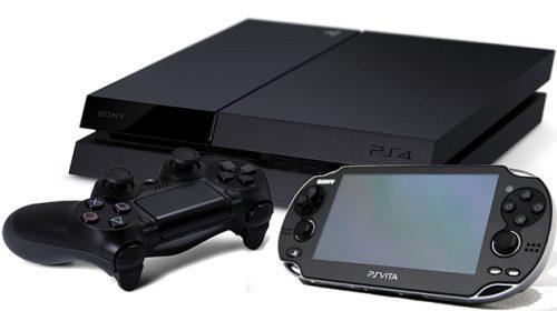 Novos vídeos do PS4