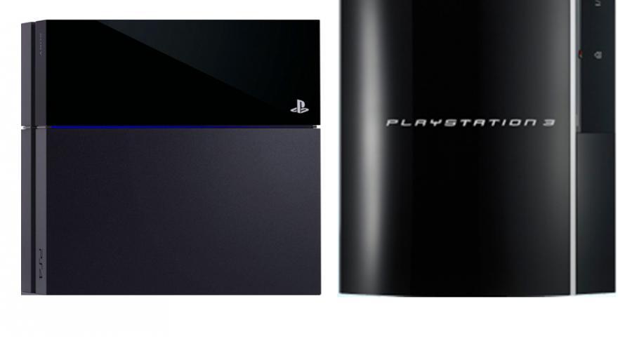 PS4 aquece menos que PS3