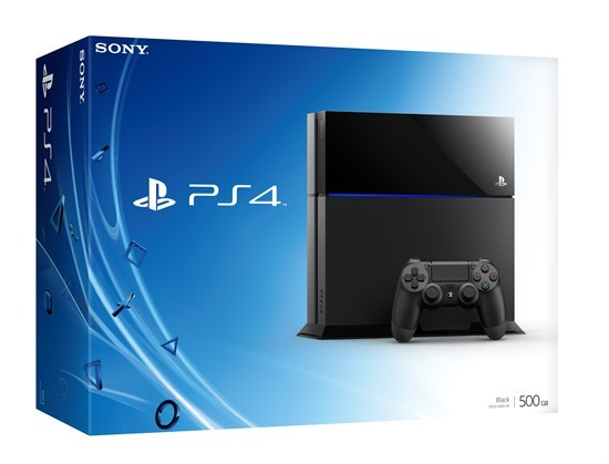 Unboxing do PS4