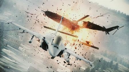 Novo Ace Combat será gratuito