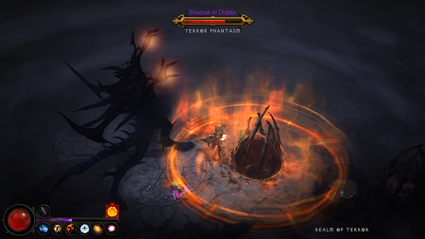 Diablo 3 PS3 Magia