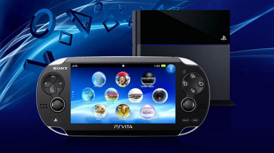PS4 + PsVita