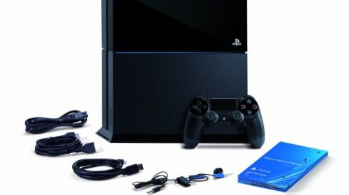 Unboxing's do PS4
