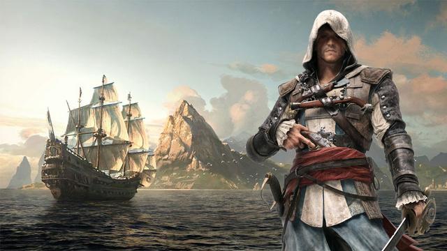 15 minutos de Assassins Creed IV Black Flag