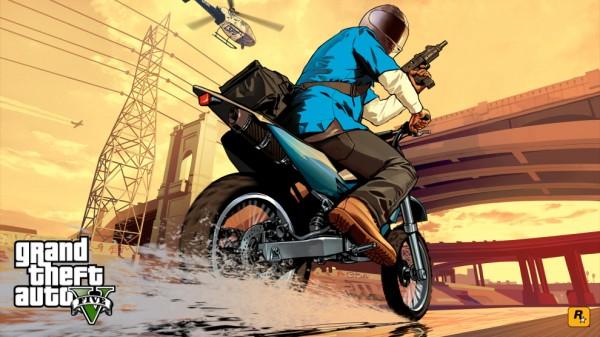 GTA V para PS4 vai chegar um pouco atrasado no Brasil
