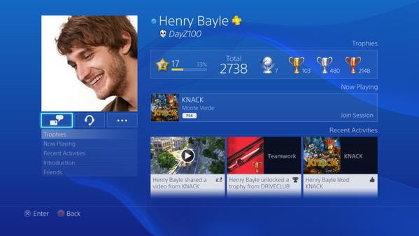 PS4 recebe novo update de sitema