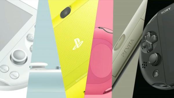 Sony apresenta novos modelos de PS Vita; confira
