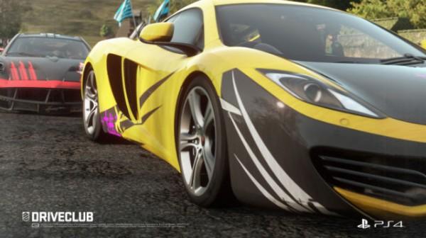 Sony vai disponibilizar DLC gratuita para DriveClub