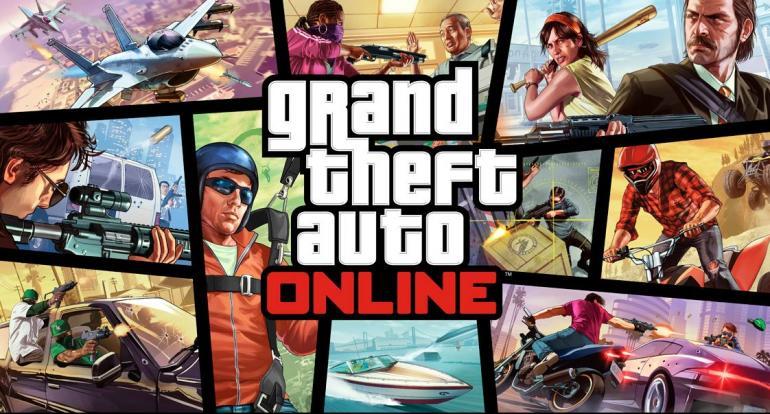 GTA V Online recebe novo modo de jogo