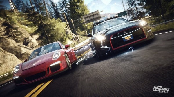 Novos trailers de Need For Speed Rivals