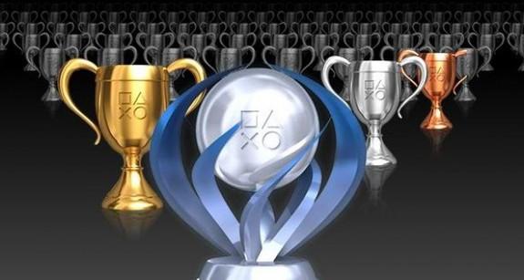 Como serão os troféus no PS4?