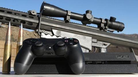 PS4 vs .50