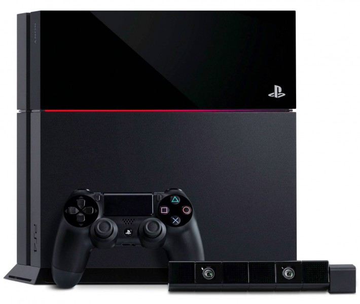 PS4 Red Light