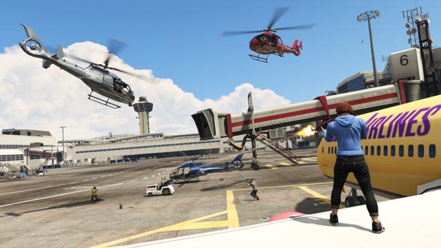6aeabe5ba Vários conteúdos já foram adicionados para GTA Online