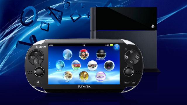 Lançamento do PS4 aumenta vendas de PsVita