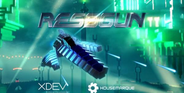 Nova DLC Resogun chega ao PS4 esta semana