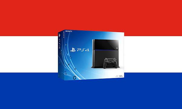 PS4 Paraguai