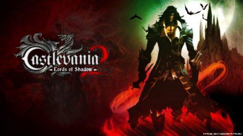 Novo trailer de Castlevania Lords of Shadow 2