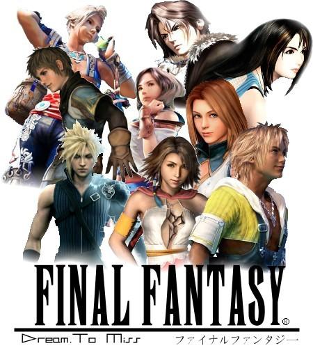 Você não pode morrer sem jogar Final Fantasy VII, VIII e IX