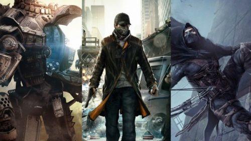 Os Jogos mais esperados de 2014 - Parte 1