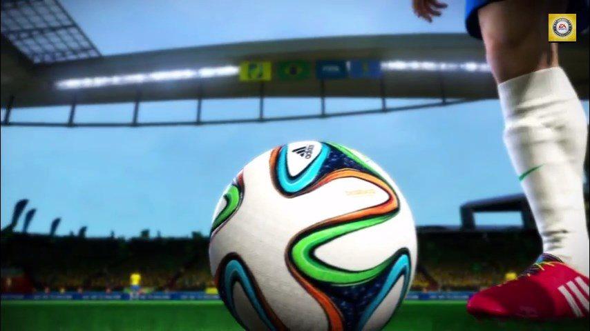 EA anuncia novo FIFA