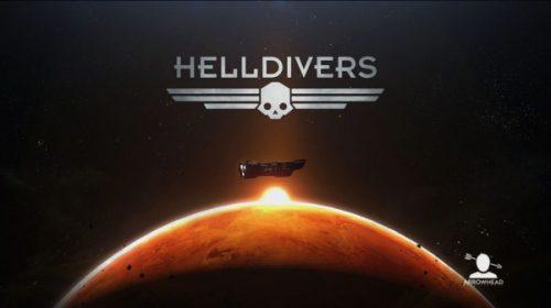 5 coisas sobre Helldivers