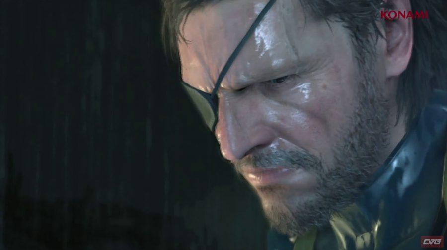 Metal Gear Solid Ground Zeroes tem duas horas de duração