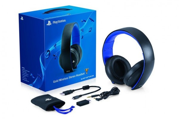 Gold Wireless Stereo Headset Vale a pena?