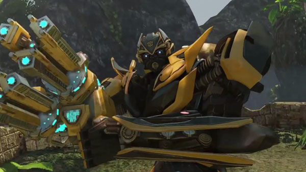 Transformers Rise of the Dark Spark  é anunciado
