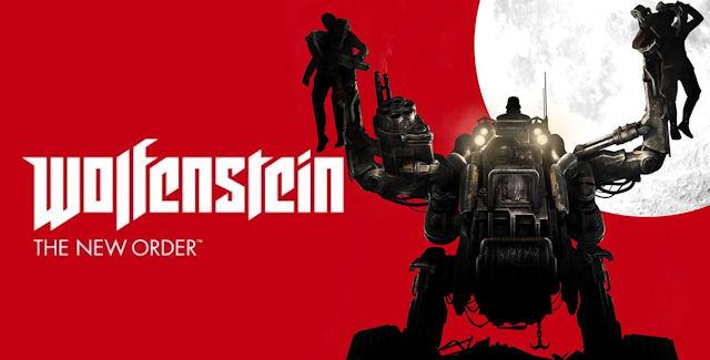Revelada data de lançamento de Wolfenstein The New Order