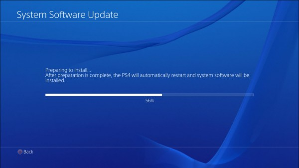 Update 2.03 para PS4 é disponibilizado