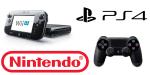 PS4 x Wii U