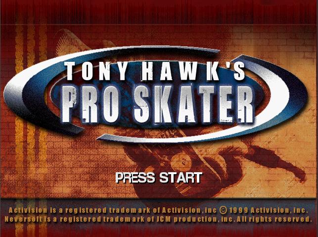 Tony Hawks Pro Skater! Revivendo os bons tempos!