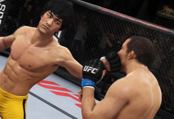 Bruce Lee é confirmado como personagem no EA Sports UFC