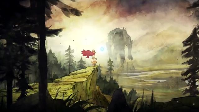 Child of Light a nova obra de arte da Ubisoft