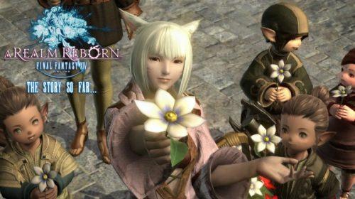 Trailer de Lançamento de Final Fantasy XIV Realm Reborn