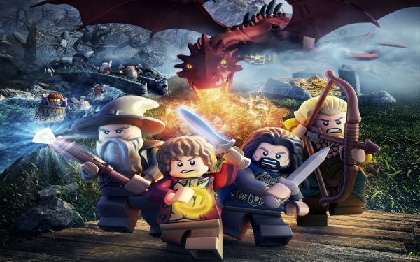 Trailer de Lançamento de LEGO The Hobbit