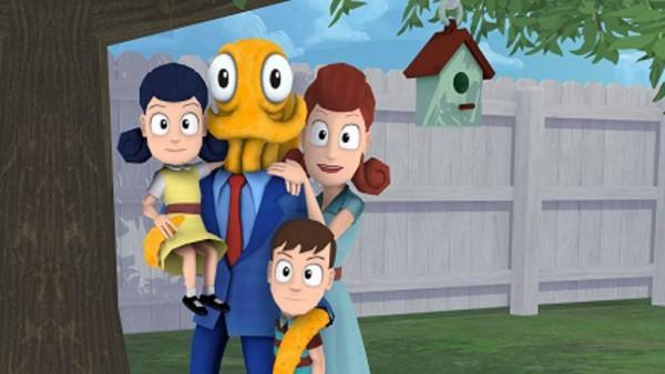 Octodad: Dadliest Catch chega amanhã para PS4