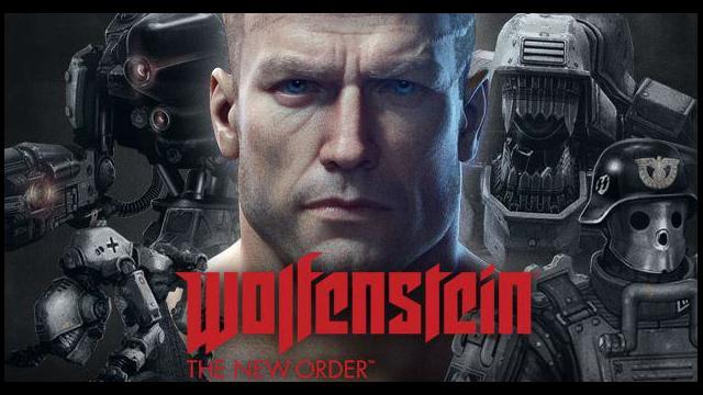 Não há como fugir em Wolfenstein: The New Order