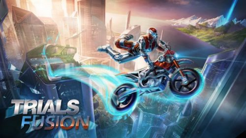 Trials Fusion chega esta semana ao PS4