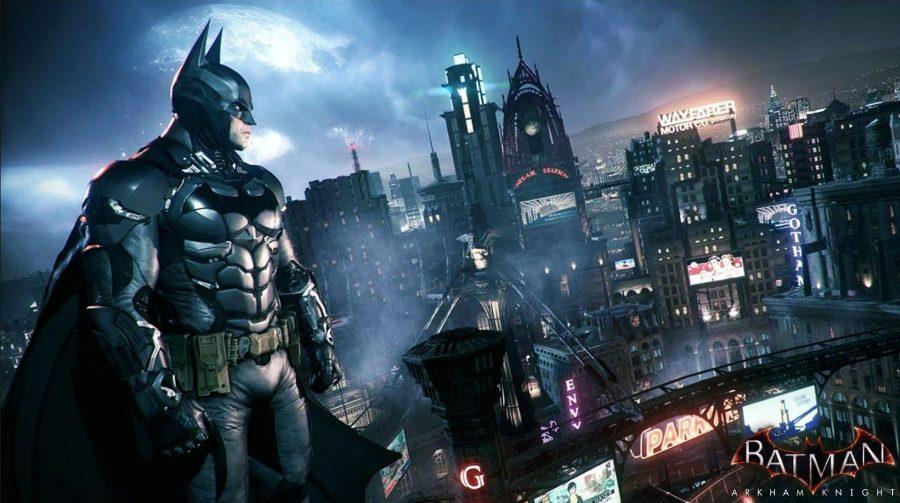 Novo trailer de Batman Arkham Knight