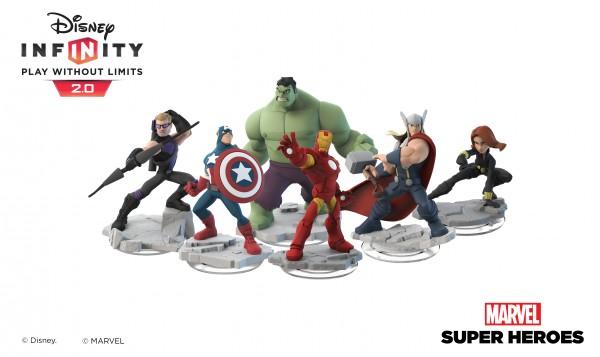 Disney Infinity 2.0 é anunciado