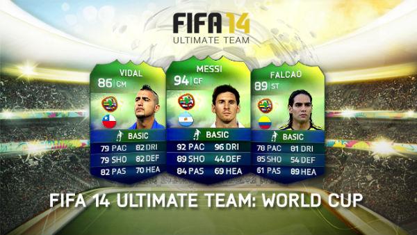 FIFA 14 vai receber DLC da Copa do Mundo