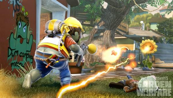 Plants vs Zombies Garden Warfare para PS4