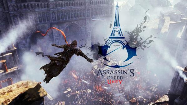 Ubisoft mostra gameplay multiplayer de Assassins Creed Unity
