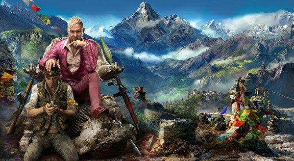 Far Cry 4 na E3 2014