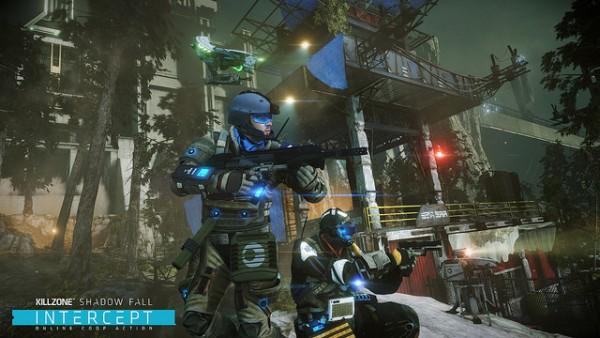 DLC Intercept de Killzone Shadow Fall está disponível