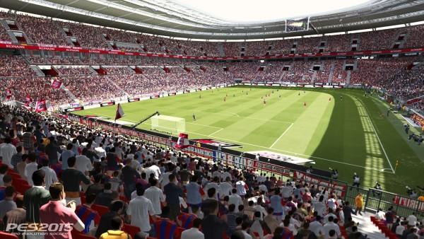 PES estádio